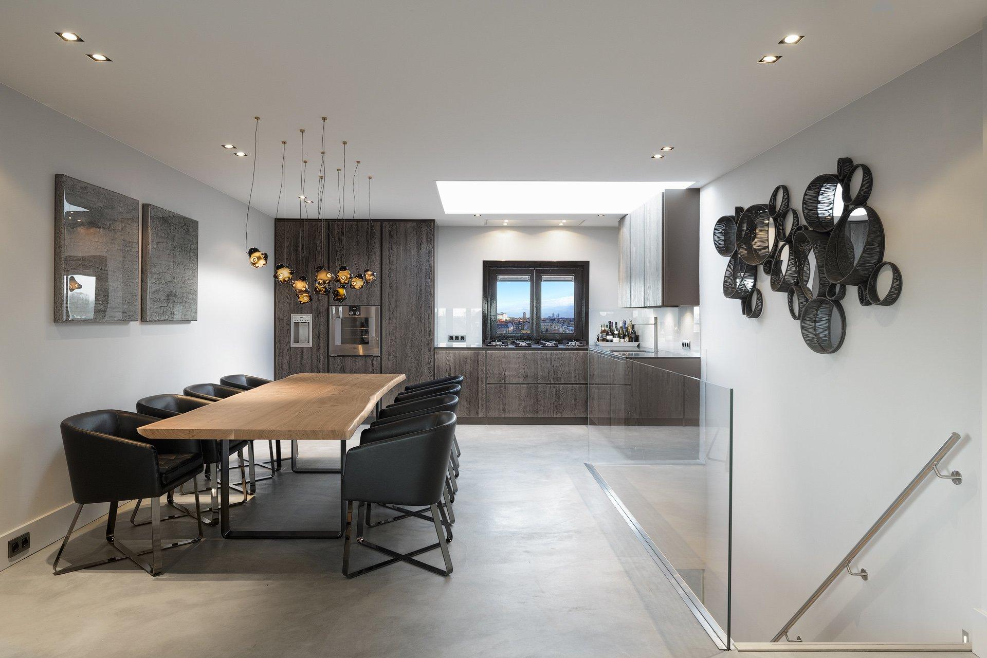 dining design penthouse