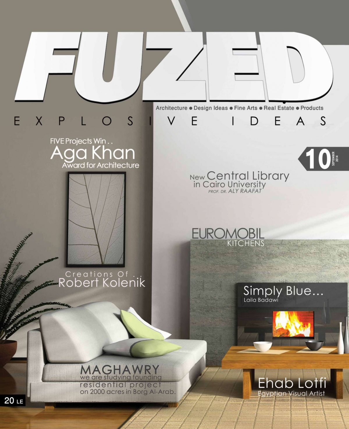 fuzed magazine kolenik egypt interior design