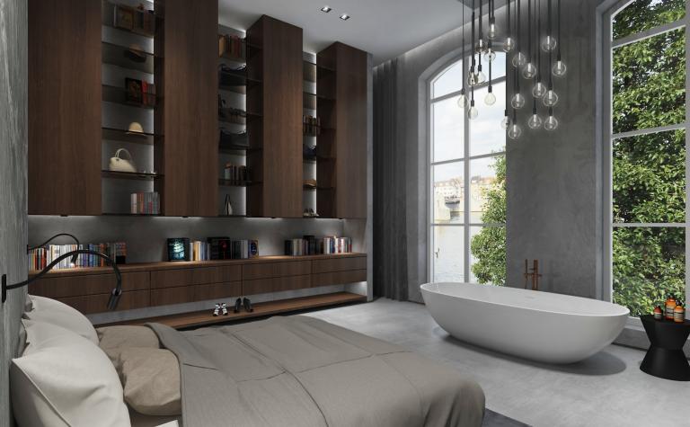 luxury `master bedroom design