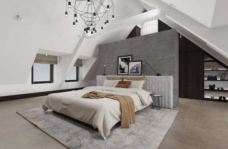 masterbedroom loft